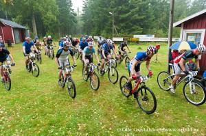 Invigning av aktivitetsleden i Sundals Ryr 20110827