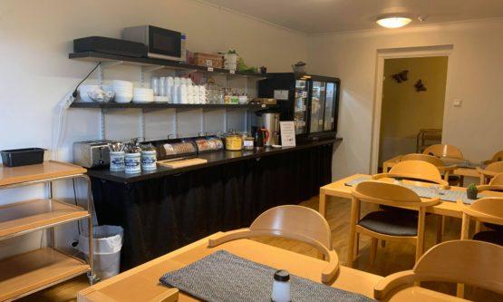 Frukostmatsalen